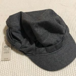 Ann Taylor Hat in grey
